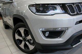 2017 Jeep Compass M6 MY18 Limited Minimal Grey 9 Speed Automatic Wagon.