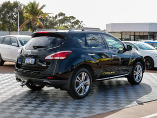 2014 Nissan Murano Z51 Series 4 MY14 TI Black/Grey 6 Speed Constant Variable Wagon