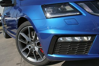 2020 Skoda Octavia NE MY20.5 RS DSG 245 Race Blue 7 Speed Sports Automatic Dual Clutch Wagon.
