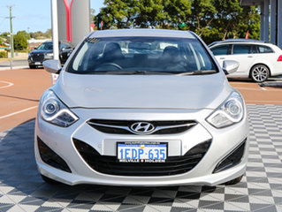 2013 Hyundai i40 VF2 Active Silver 6 Speed Sports Automatic Sedan.