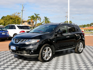 2014 Nissan Murano Z51 Series 4 MY14 TI Black/Grey 6 Speed Constant Variable Wagon.