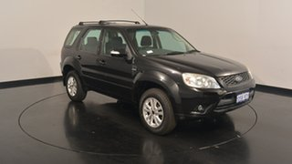 2011 Ford Escape ZD MY10 Black 4 Speed Automatic Wagon.