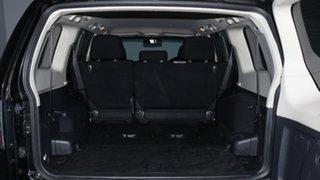 2014 Mitsubishi Pajero NW MY14 GLX-R Black 5 Speed Sports Automatic Wagon