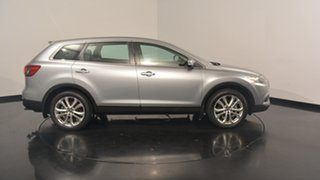 2012 Mazda CX-9 TB10A5 Luxury Activematic AWD Silver 6 Speed Sports Automatic Wagon