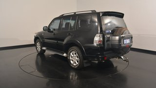 2014 Mitsubishi Pajero NW MY14 GLX-R Black 5 Speed Sports Automatic Wagon.