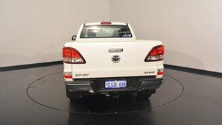 2011 Mazda BT-50 UP0YF1 XTR Freestyle White 6 Speed Manual Utility