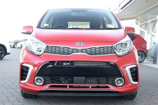 2019 Kia Picanto JA MY19 GT-Line Signal Red 4 Speed Automatic Hatchback
