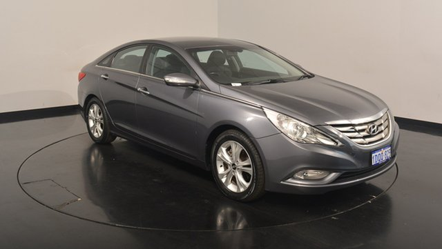 Used Hyundai i45 YF MY11 Elite, 2011 Hyundai i45 YF MY11 Elite Grey 6 Speed Sports Automatic Sedan