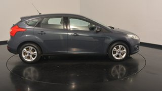 2014 Ford Focus LW MKII Trend PwrShift Grey 6 Speed Sports Automatic Dual Clutch Hatchback
