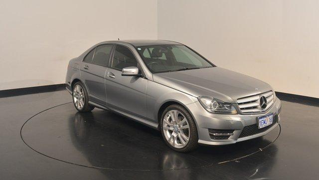 Used Mercedes-Benz C200 W204 MY13 Avantgarde 7G-Tronic +, 2013 Mercedes-Benz C200 W204 MY13 Avantgarde 7G-Tronic + Grey 7 Speed Sports Automatic Sedan