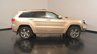 2014 Jeep Grand Cherokee WK MY2014 Overland Gold 8 Speed Sports Automatic Wagon