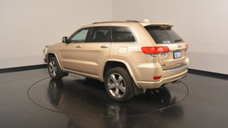 2014 Jeep Grand Cherokee WK MY2014 Overland Gold 8 Speed Sports Automatic Wagon.