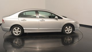 2010 Honda Civic 8th Gen MY10 Limited Edition Silver 5 Speed Automatic Sedan