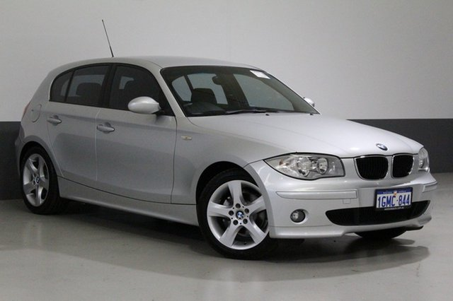 Used BMW 118i E87 , 2006 BMW 118i E87 Silver 6 Speed Automatic Hatchback