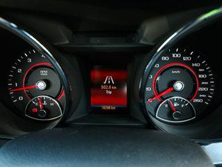 2016 Holden Ute VF II MY16 SS V Ute Black/Grey 6 Speed Manual Utility