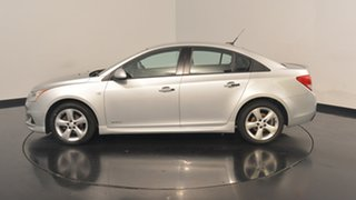 2013 Holden Cruze JH Series II MY13 SRi-V Silver 6 Speed Sports Automatic Sedan.