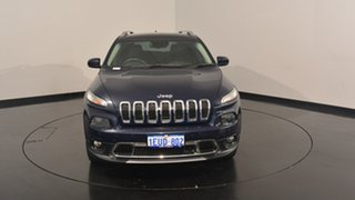 2015 Jeep Cherokee KL MY15 Limited True Blue 9 Speed Sports Automatic Wagon