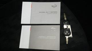 2016 Nissan Pulsar B17 Series 2 ST Silver 1 Speed Constant Variable Sedan