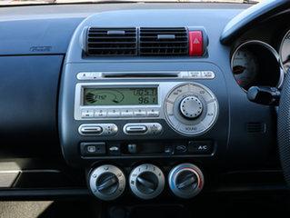 2007 Honda Jazz GD GLi Blue 1 Speed Constant Variable Hatchback