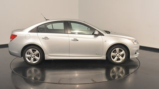 2013 Holden Cruze JH Series II MY13 SRi-V Silver 6 Speed Sports Automatic Sedan