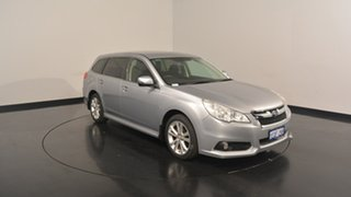 2014 Subaru Liberty B5 MY14 2.5i Lineartronic AWD Silver 6 Speed Constant Variable Wagon.