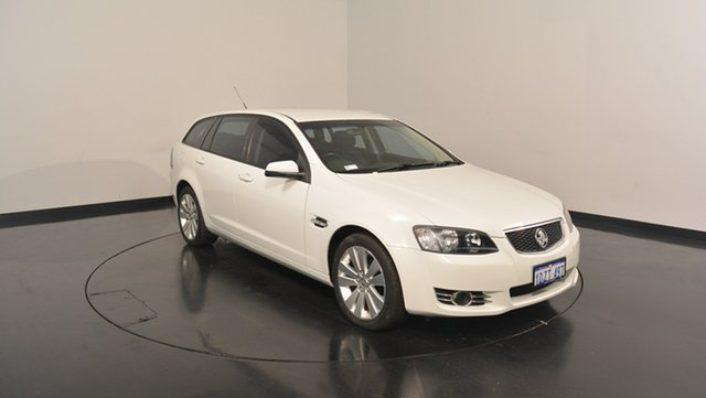 Used Holden Commodore VE II MY12 Equipe Sportwagon, 2012 Holden Commodore VE II MY12 Equipe Sportwagon 6 Speed Sports Automatic Wagon