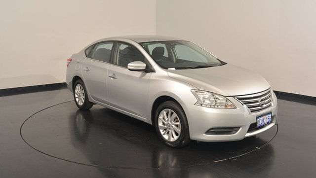 Used Nissan Pulsar B17 Series 2 ST, 2016 Nissan Pulsar B17 Series 2 ST Silver 1 Speed Constant Variable Sedan
