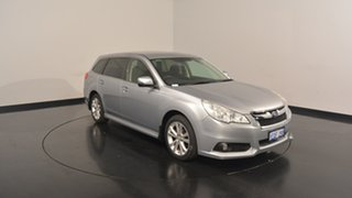 2014 Subaru Liberty B5 MY14 2.5i Lineartronic AWD Silver 6 Speed Constant Variable Wagon