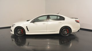 2015 Holden Special Vehicles Clubsport GEN-F MY15 R8 White 6 Speed Sports Automatic Sedan.