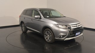 2017 Mitsubishi Outlander ZK MY17 LS 4WD Titanium 6 Speed Constant Variable Wagon.