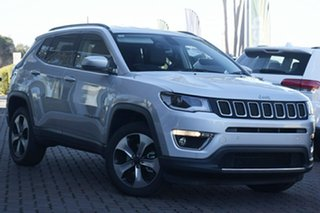 2018 Jeep Compass M6 MY18 Limited Minimal Grey 9 Speed Automatic Wagon.