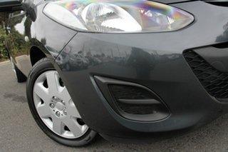 2010 Mazda 2 DE10Y1 MY10 Neo Metropolitan Grey 5 Speed Manual Hatchback.
