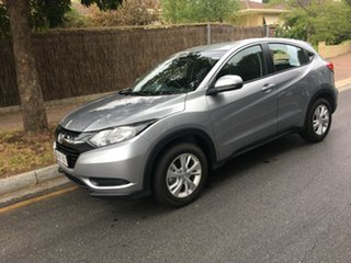 2017 Honda HR-V MY17 VTi Lunar Silver 1 Speed Constant Variable Hatchback