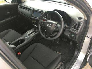 2017 Honda HR-V MY17 VTi Lunar Silver 1 Speed Constant Variable Hatchback