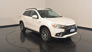 2017 Mitsubishi ASX XC MY18 LS 2WD Starlight 6 Speed Constant Variable Wagon.