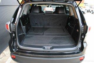 2015 Toyota Kluger GSU50R GXL 2WD Eclipse Black 6 Speed Sports Automatic Wagon