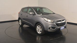 2013 Hyundai ix35 LM2 SE AWD Steel Grey 6 Speed Sports Automatic Wagon