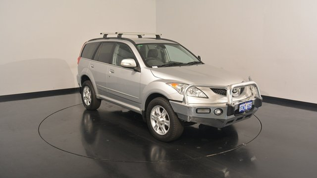 Used Great Wall X200 K2 MY14 , 2014 Great Wall X200 K2 MY14 Silver 5 Speed Automatic Wagon