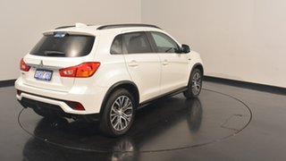 2017 Mitsubishi ASX XC MY18 LS 2WD Starlight 6 Speed Constant Variable Wagon