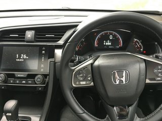 2017 Honda Civic 10th Gen MY17 RS Sonic Grey 1 Speed Constant Variable Hatchback