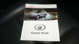 2014 Great Wall X200 K2 MY14 Silver 5 Speed Automatic Wagon