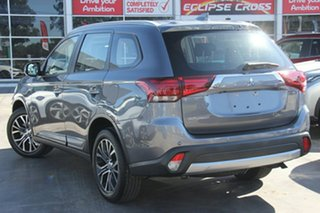 2018 Mitsubishi Outlander ZL MY19 ES AWD ADAS Titanium 6 Speed Constant Variable Wagon.