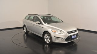 2013 Ford Mondeo MC Zetec Tdci Silver 6 Speed Sports Automatic Wagon