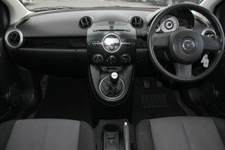 2010 Mazda 2 DE10Y1 MY10 Neo Metropolitan Grey 5 Speed Manual Hatchback
