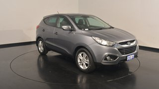 2013 Hyundai ix35 LM2 SE AWD Steel Grey 6 Speed Sports Automatic Wagon.