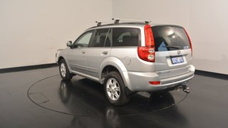 2014 Great Wall X200 K2 MY14 Silver 5 Speed Automatic Wagon.