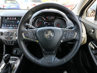 2017 Holden Astra BL MY17 LT Satin Steel Grey 6 Speed Sports Automatic Sedan