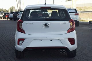 2020 Kia Picanto JA MY20 GT-Line Clear White 5 Speed Manual Hatchback
