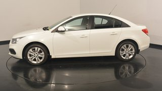 2015 Holden Cruze JH Series II MY15 Equipe White 6 Speed Sports Automatic Sedan.