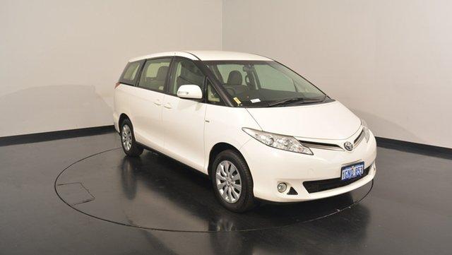 Used Toyota Tarago ACR50R MY13 GLi, 2014 Toyota Tarago ACR50R MY13 GLi White 7 Speed Constant Variable Wagon